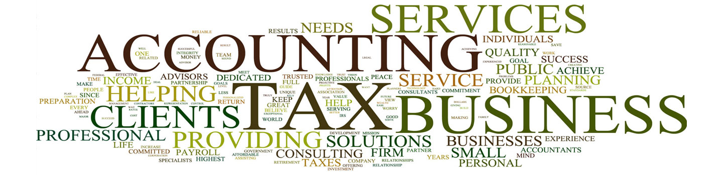 Worry-free tax & accounting services.